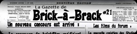 La Gazette de BaB #21 - (08 Mai 2012) 2110