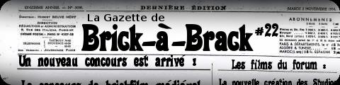 La Gazette de BaB #22- (10 Juin 2012) 2210