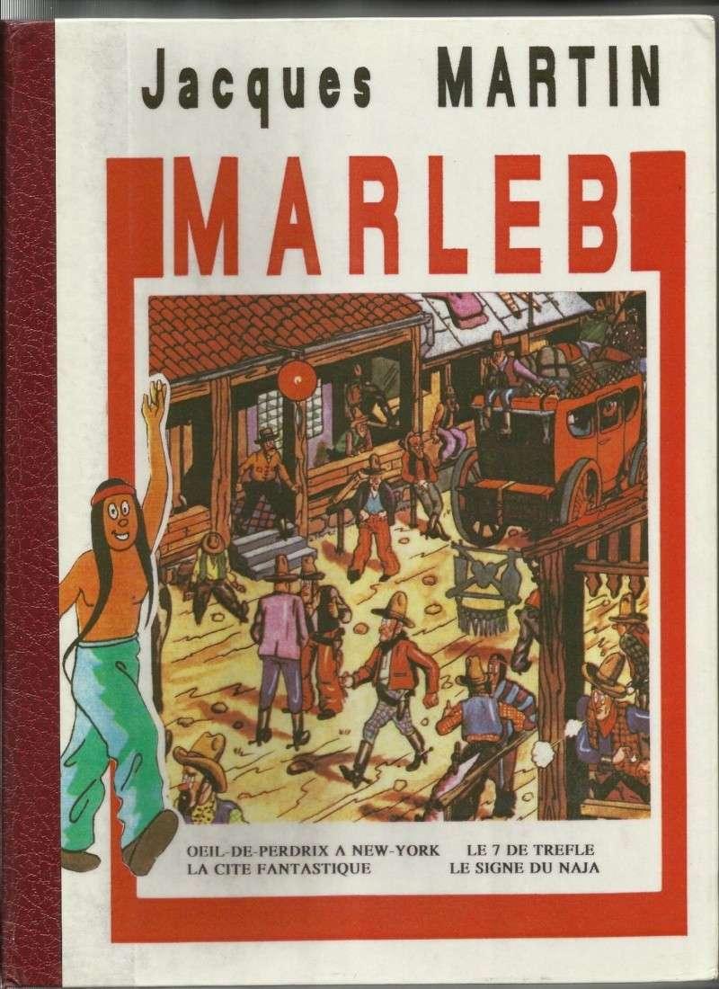 L'album Marleb Marleb10