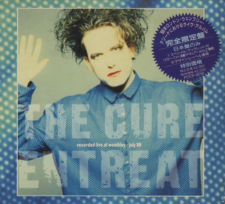 The Cure The-cu10
