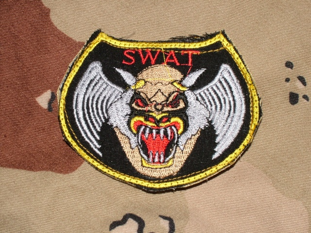 Iraqi SWAT patches 00314