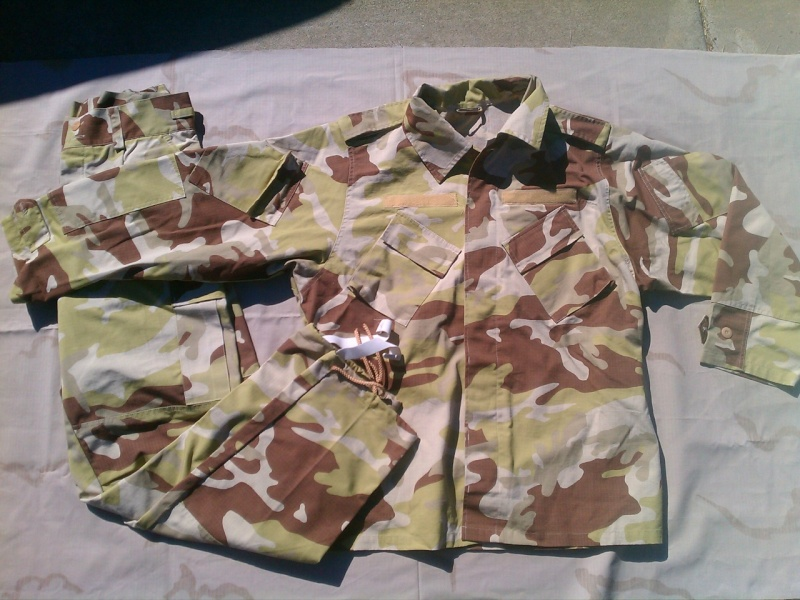 SPECIAL FORCES jacket made in Lithuania 20120727