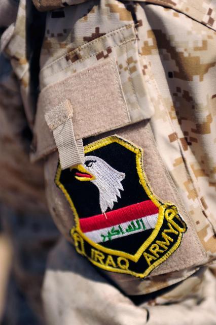 """Iraqi Army """"101st"""" style patch Iraqi410"""