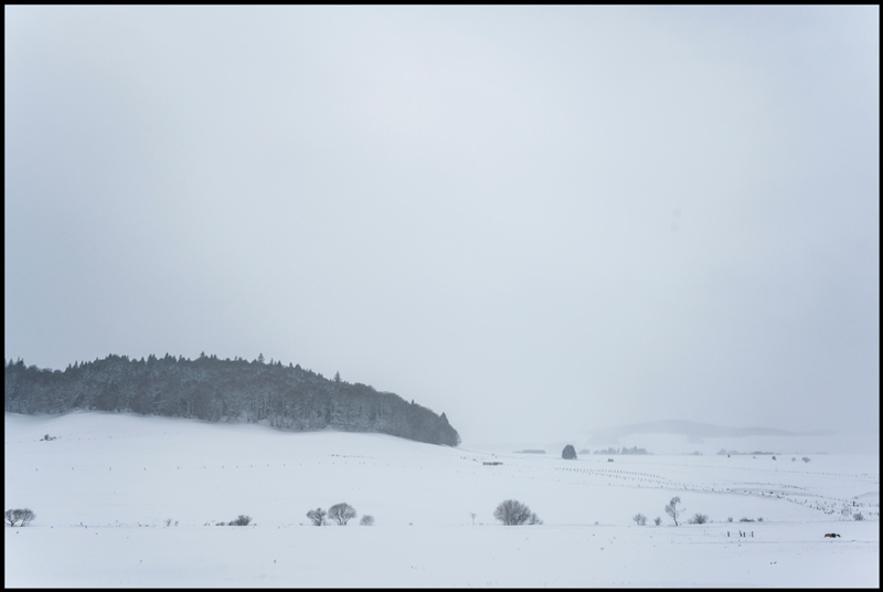 Mes photos du Cantal - Page 7 Hiver11