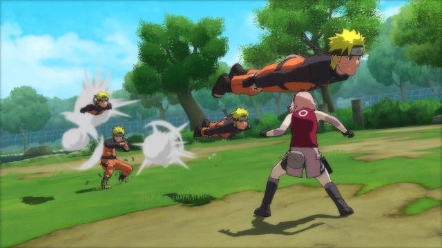 Naruto - Naruto ultimate ninja storm génération  13225810