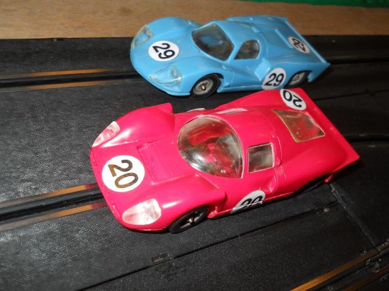 Des voitures et du rosé... 24 heures... çà use ! Loubet18