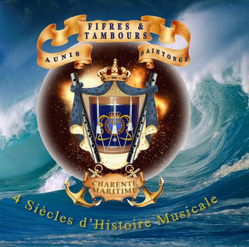 Sorti 1er CD FIFRES ET TAMBOURS D'AUNIS SAINTONGE Couver10