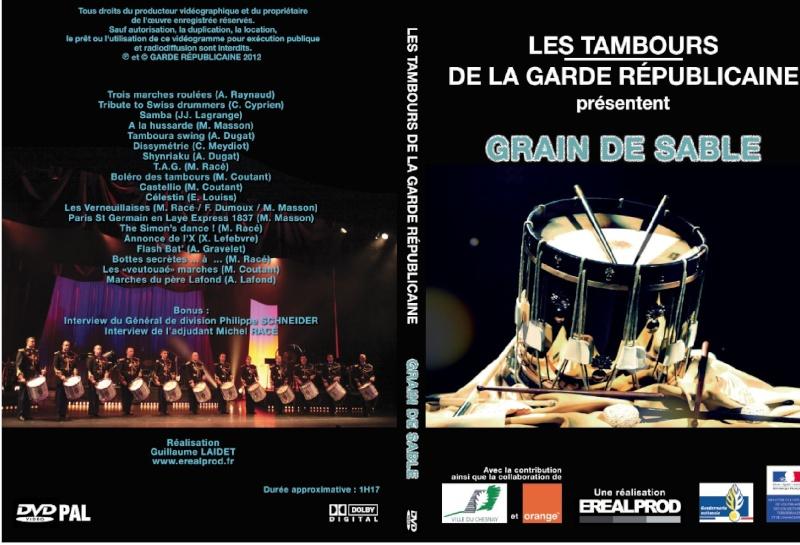 Sortie du DVD des Tambours de la Garde Républicaine. Jacque10