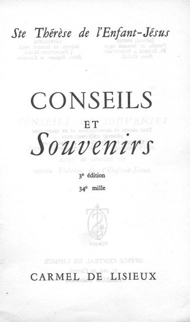 CONSEILS ET SOUVENIRS Bureau42