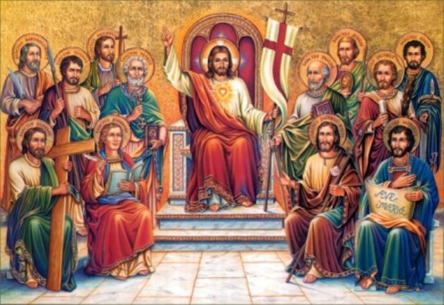 MUSE EN PRIÈRE Christ11