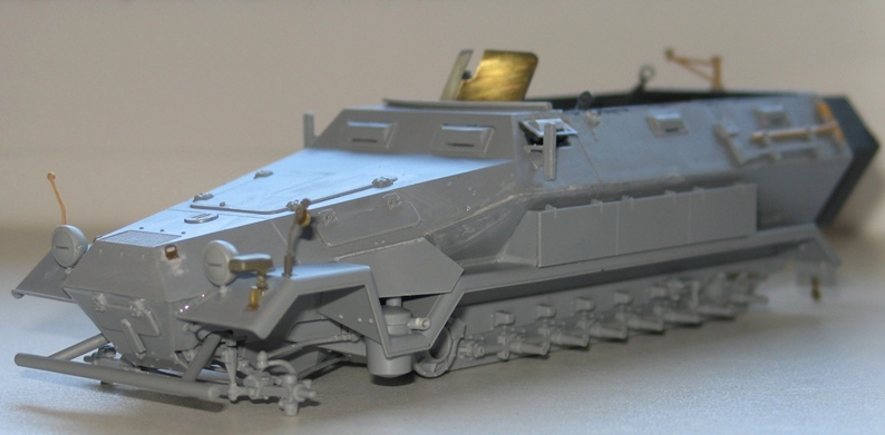 sd.kfz 251/1 Ausf A  ICM 1/35 Img_0065