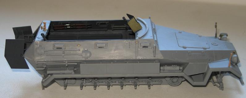 sd.kfz 251/1 Ausf A  ICM 1/35 Img_0066