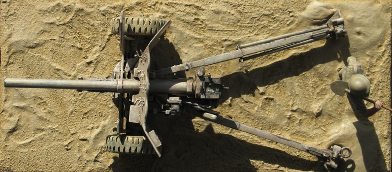 6 pounder gun - Italeri 1/35 Img_0107
