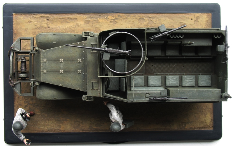 Half-track M3A1 Dragon 1/35 Img_0114