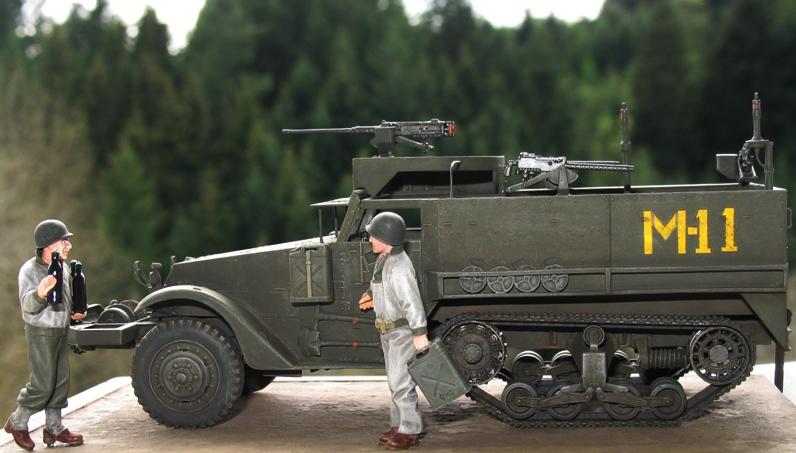 Half-track M3A1 Dragon 1/35 Img_0120