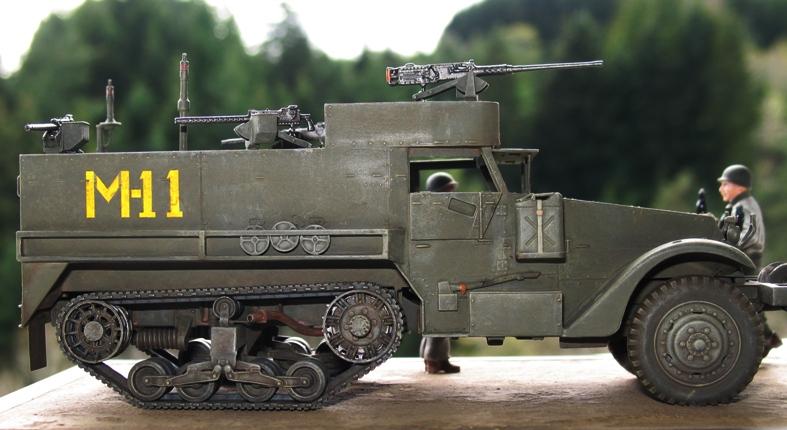 Half-track M3A1 Dragon 1/35 Img_0121
