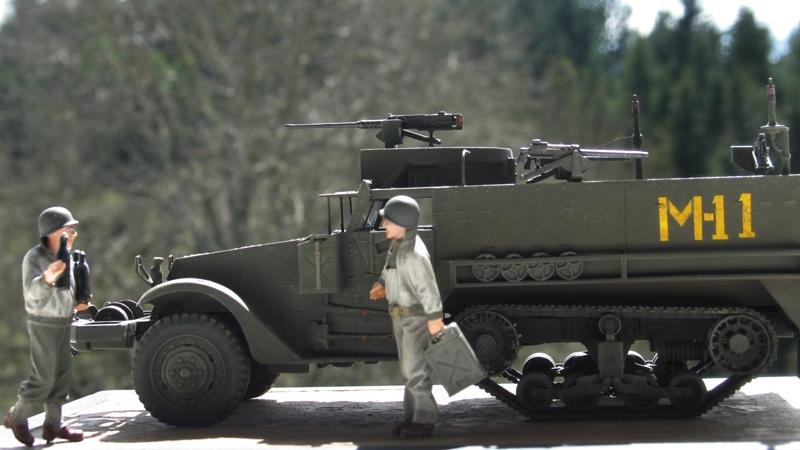 Half-track M3A1 Dragon 1/35 Img_0123