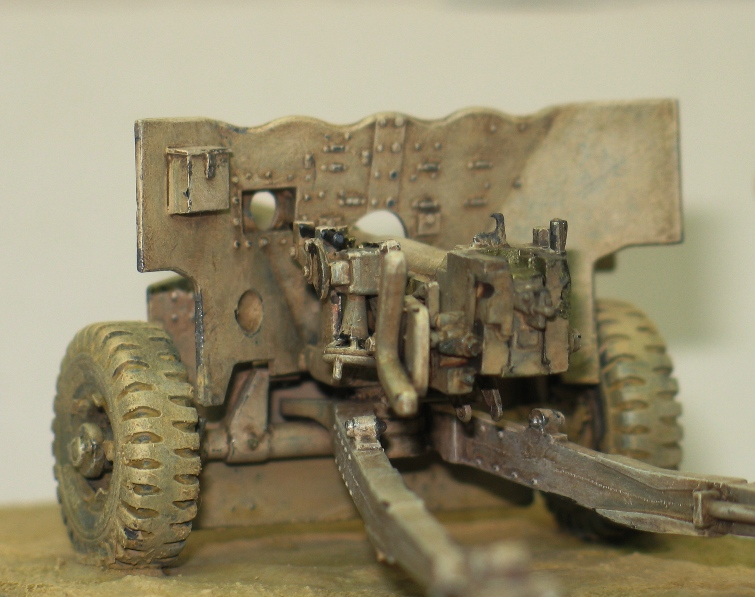 6 pounder gun - Italeri 1/35 Img_0193