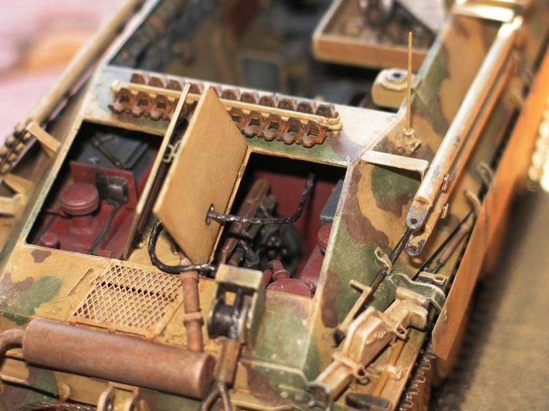 Bergepanzer Hetzer  Thunder Model 1/35 - Page 3 Img_0233