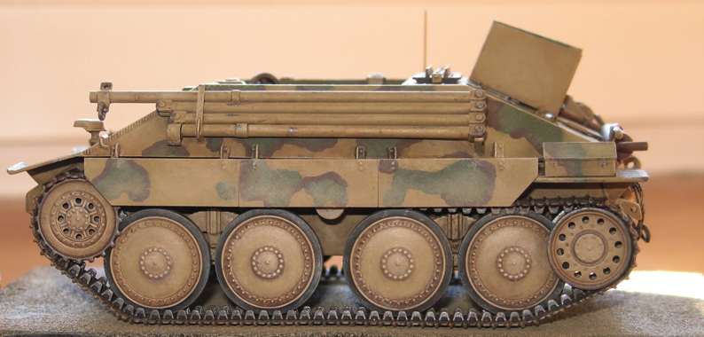 Bergepanzer Hetzer  Thunder Model 1/35 - Page 3 Img_0235
