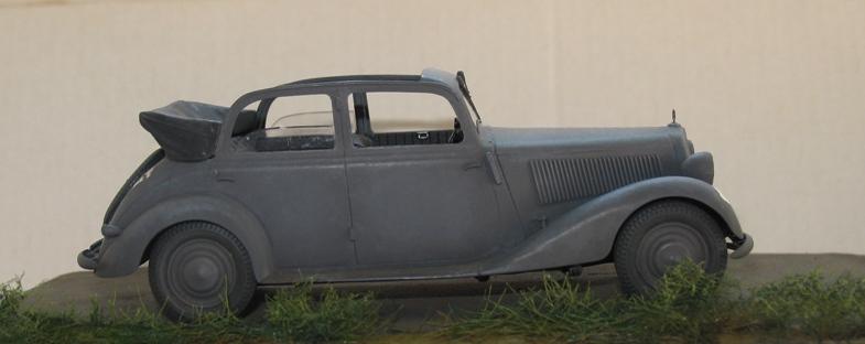 Mercédès 170V cabriolet 'Saloon'  Miniart 1/35 Img_0331