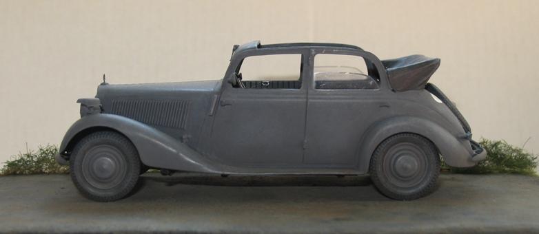 Mercédès 170V cabriolet 'Saloon'  Miniart 1/35 Img_0332