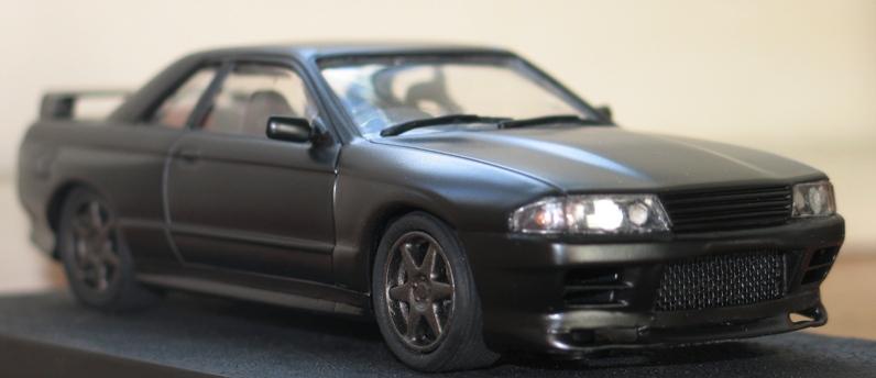 Nissan Skyline GT-R 1989  Owners Club 1/32 Img_0415
