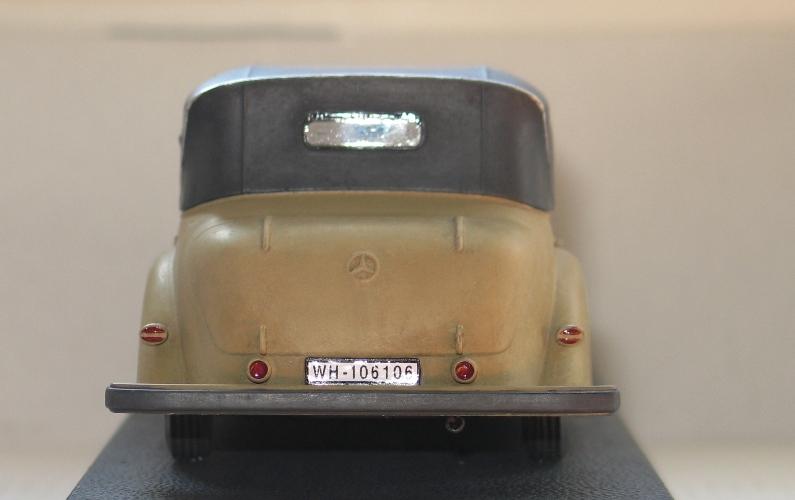 Mercédès 770K Tourenwagen 1943 ICM 1/35 - Page 3 Img_0469