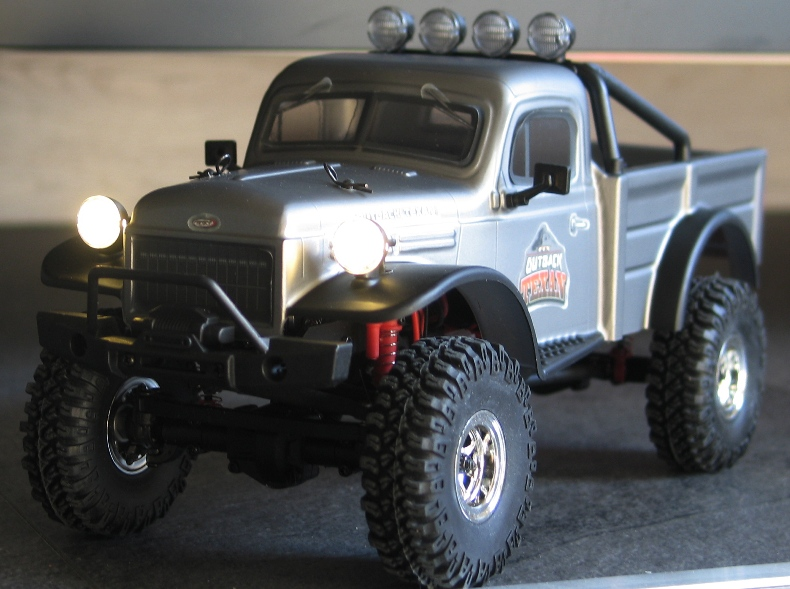 """Outback Texan """"FTX RC model"""" 1/18 Img_0579"""