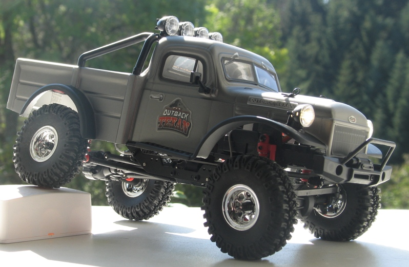 """Outback Texan """"FTX RC model"""" 1/18 Img_0582"""