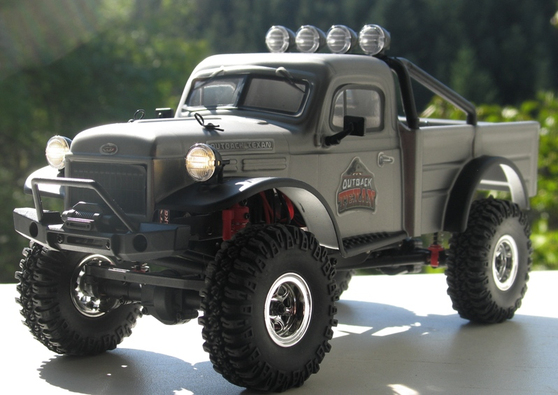 """Outback Texan """"FTX RC model"""" 1/18 Img_0583"""