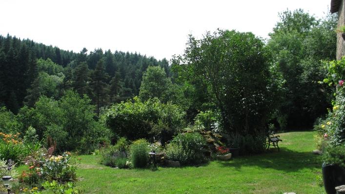Mon petit jardin, une autre passion :) Maison10