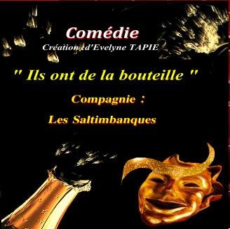 """""""Ils ont de la bouteille"""" texte d'Evelyne Tapie"""
