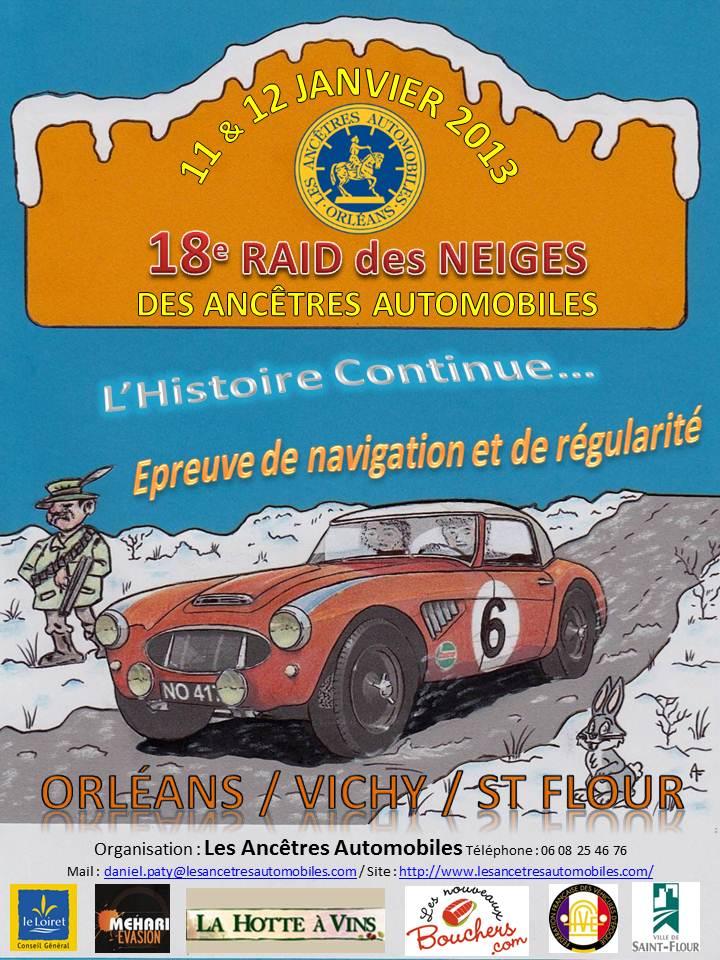 18é RAID des NEIGES 11 & 12 Janvier 2013 2013af10