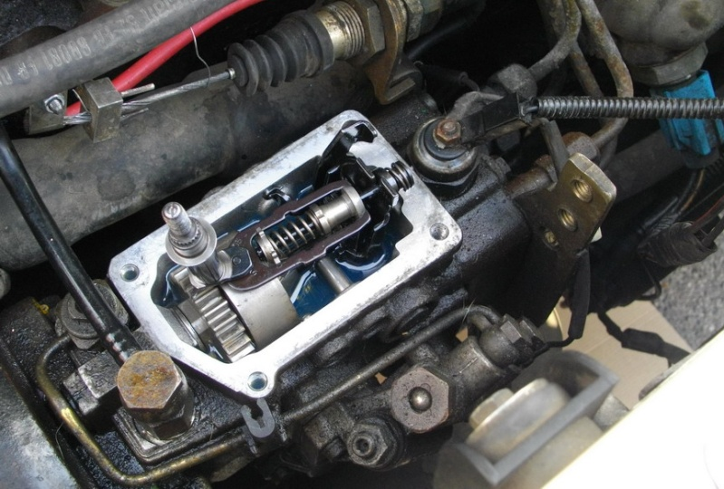 [ ford fiesta 1.8 d an 1994 ] panne pompe injection 00210