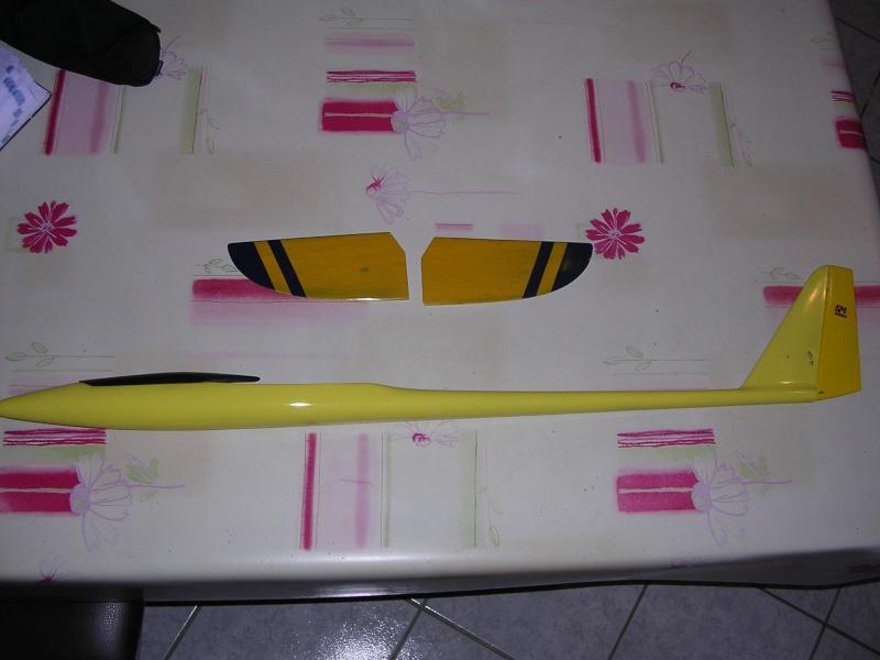 Fuselage de Bip Bip  ou  Kiwi Dscn6423