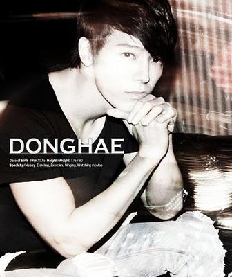 Présentation des Super Junior  Dongha10