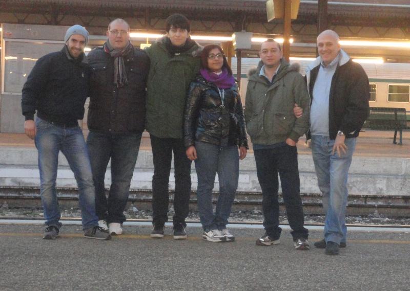 3 -> 4 marzo 2012, 8° MODEL EXPO ITALY (Verona)  Dsc01715