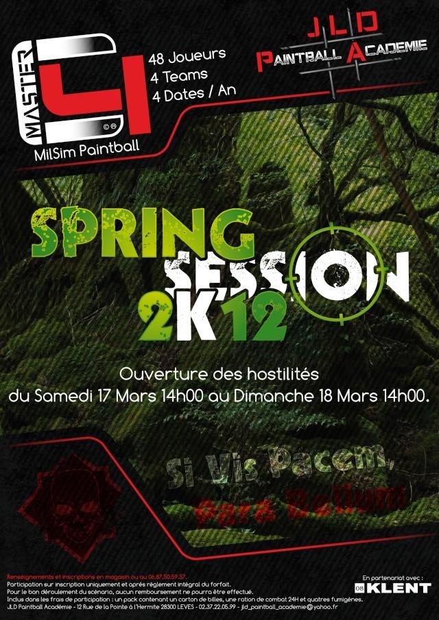 Master C4 - Spring Session - 17/18 mars 2K12... 1_mast11