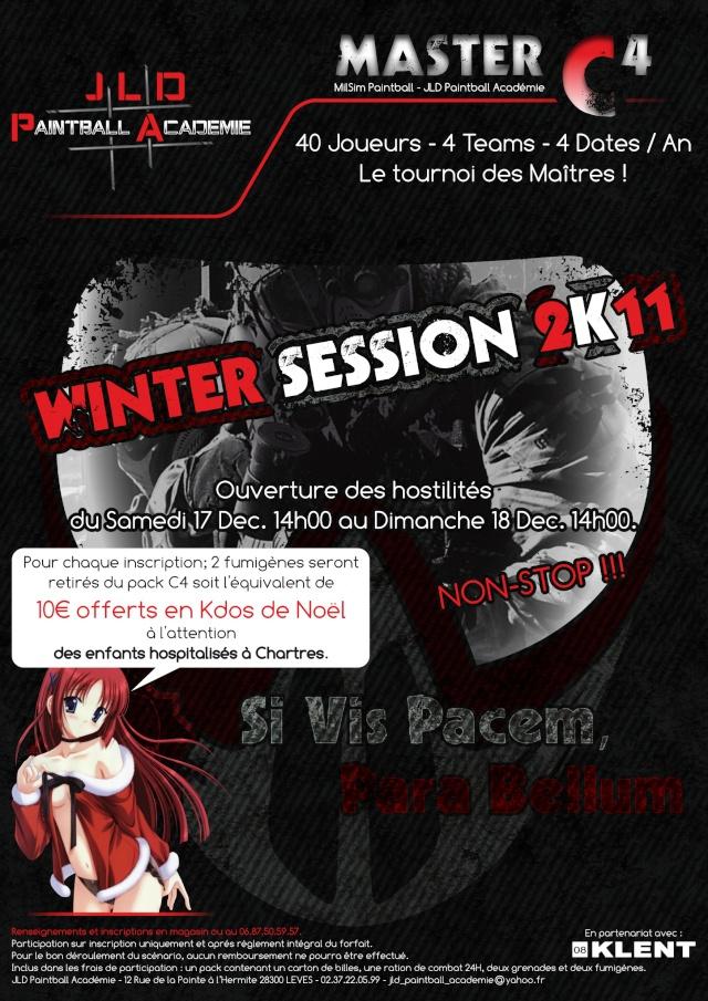 Master C4 - Winter Session - 17/18 décembre 2K11 Master13