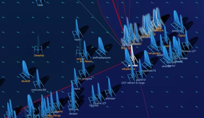 West Coast Summer II Départ le 06/07/2011 à 16h00 GMT Capt-212