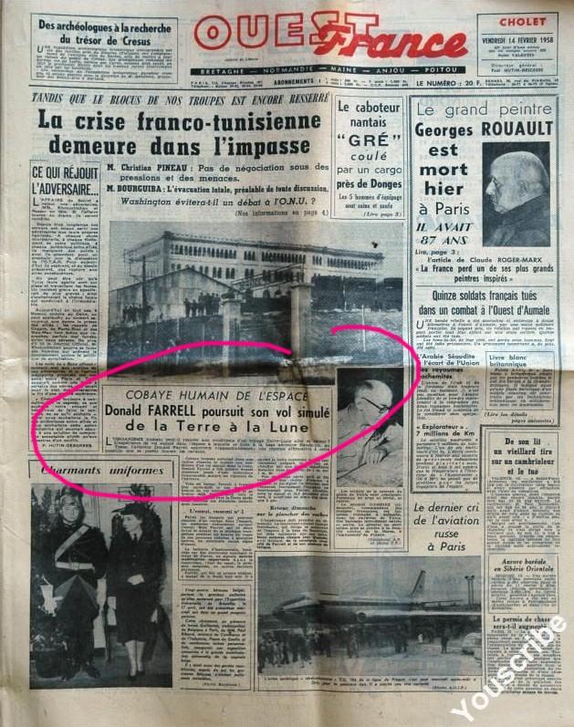 """[Vidéo] mission """"Mars 1967"""" un an d'isolement Ouest_10"""