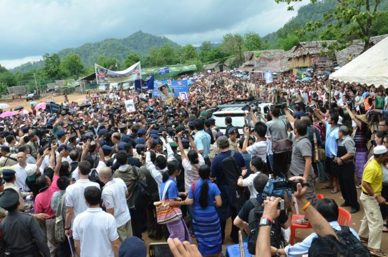 Daw Aung San Suu Kyi - Page 2 16609010
