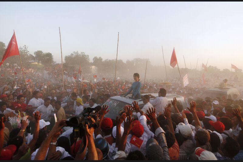 Daw Aung San Suu Kyi 20120210