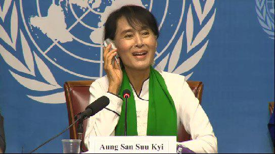 Daw Aung San Suu Kyi - Page 2 25083510