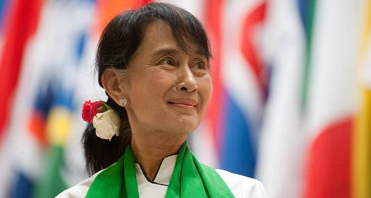 Daw Aung San Suu Kyi - Page 2 39244310
