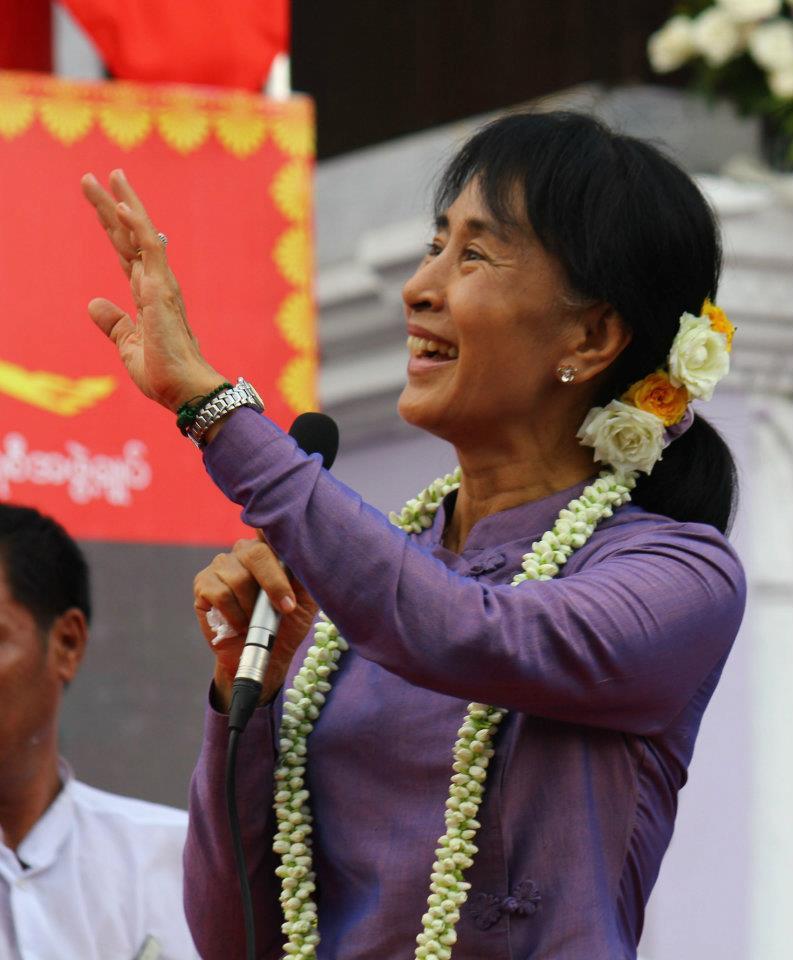 Daw Aung San Suu Kyi 40341710