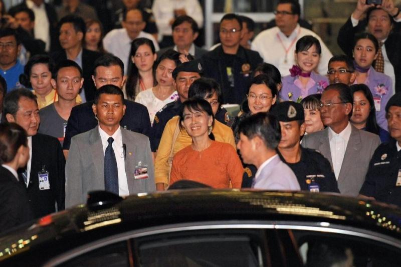 Daw Aung San Suu Kyi 40409410