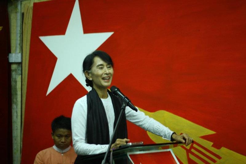 Daw Aung San Suu Kyi - Page 3 53225510