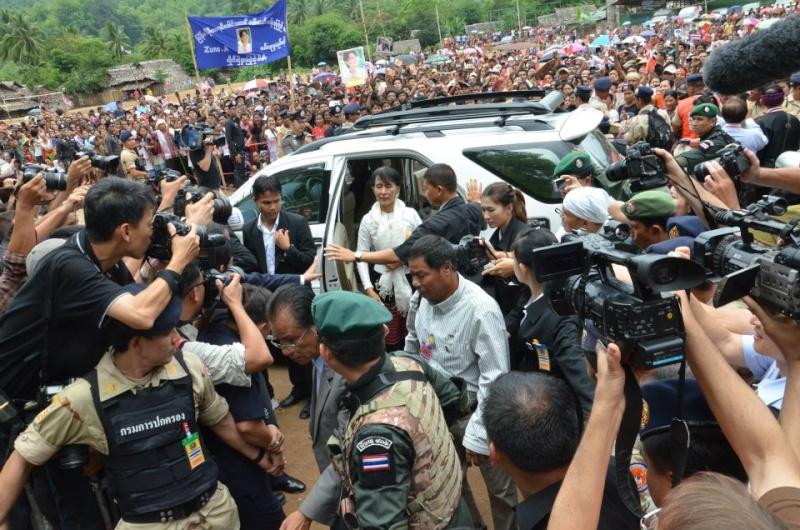 Daw Aung San Suu Kyi - Page 2 53337510